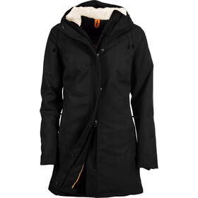 Elkline Apres Ski Winter Coat Women anthramelange